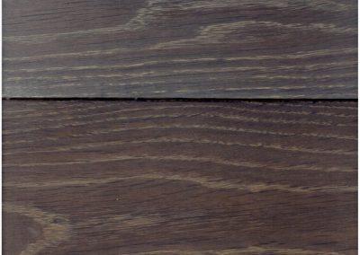 Zimbo's European oak Dual Parquet Impact Oil Active Grey - White