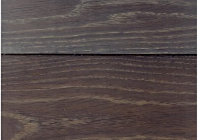 Zimbo's European oak Dual Parquet Impact Oil Active Grey - White
