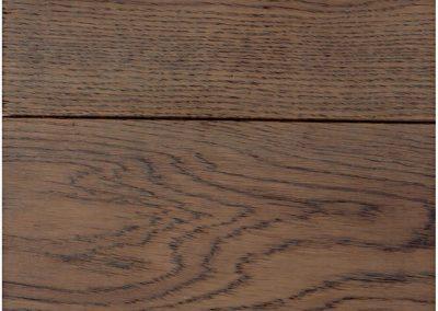 Zimbo's Siberian Oak Dual Parquet Impact Oil Pre-tone White - Smoked Oak