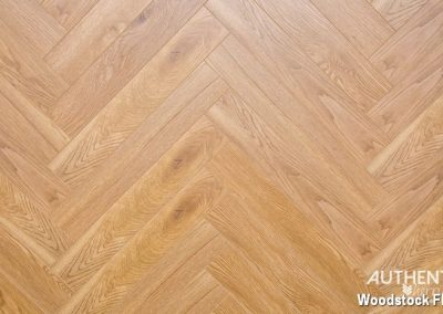FINfloor Authentic Herringbone - Oak