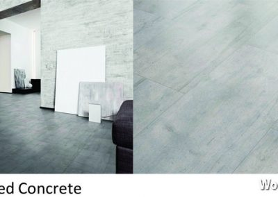 Classen VisioGrande - Exposed Concrete 35460
