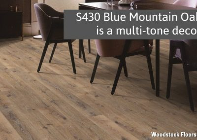 DeZign S430 - Blue Mountain Oak DM275 V4